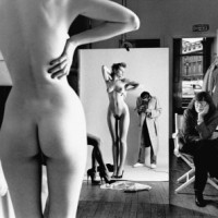 Dans l'oeil d'Helmut Newton