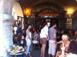 Brunch parisien au « Café Hugo»