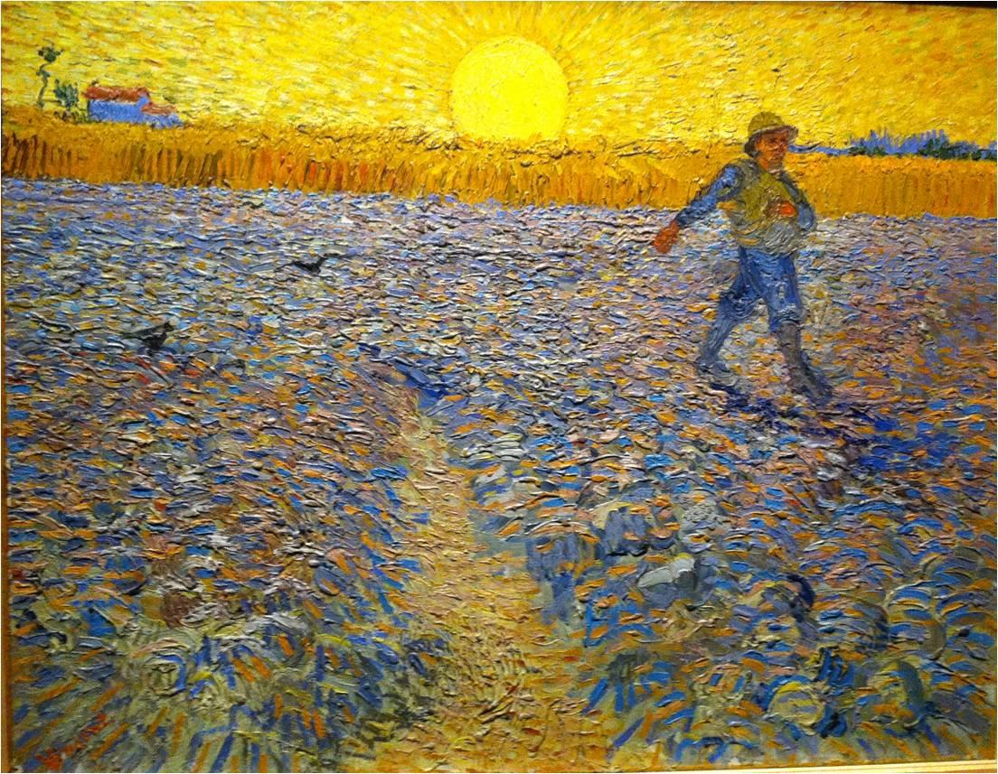 Favori Rêves de Van Gogh… | Barbara vous en dit plus PE61