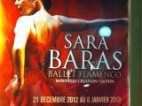 Sara Baras au sommet!!