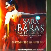 Sara Baras au sommet !!
