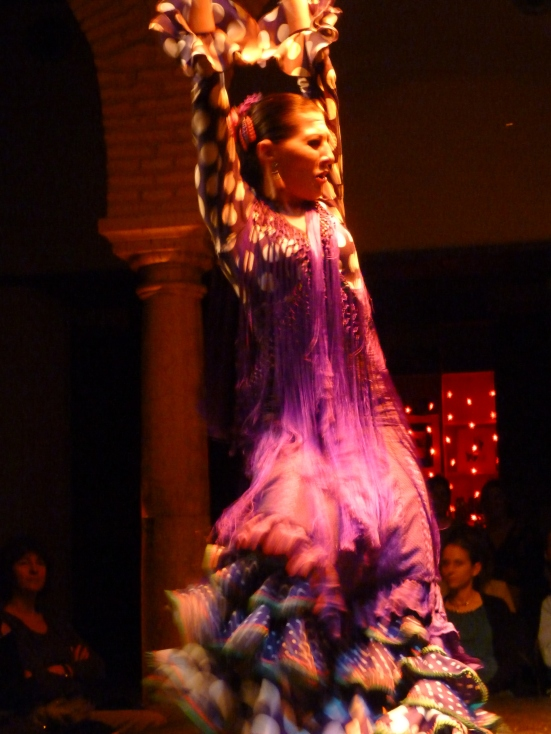 Rosa Belmonte, Museo del baile flamenco, SEVILLE