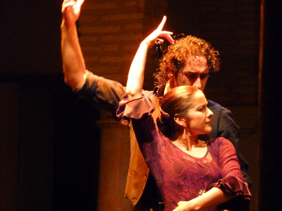 Silvia de Paz & Dani Torres, Museo del baile flamenco, SEVILLE
