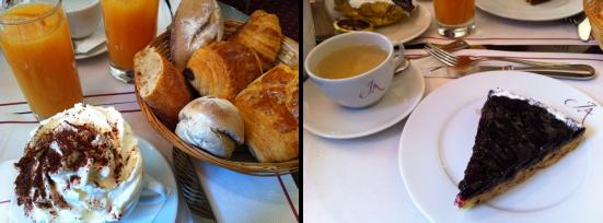 Brunch au Café Jacquemart-André