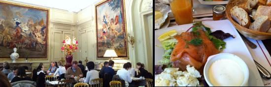 Le Café Jacquemart-André à Paris
