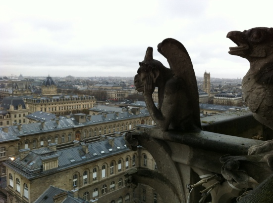La styge de Notre-Dame