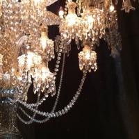 La féérie des lumières de Baccarat