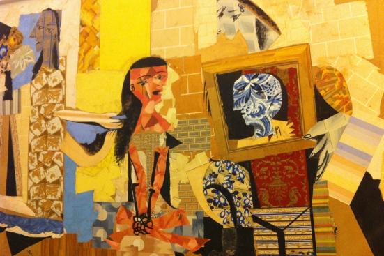Femmes à leur toilette, Picasso, 1937-1938
