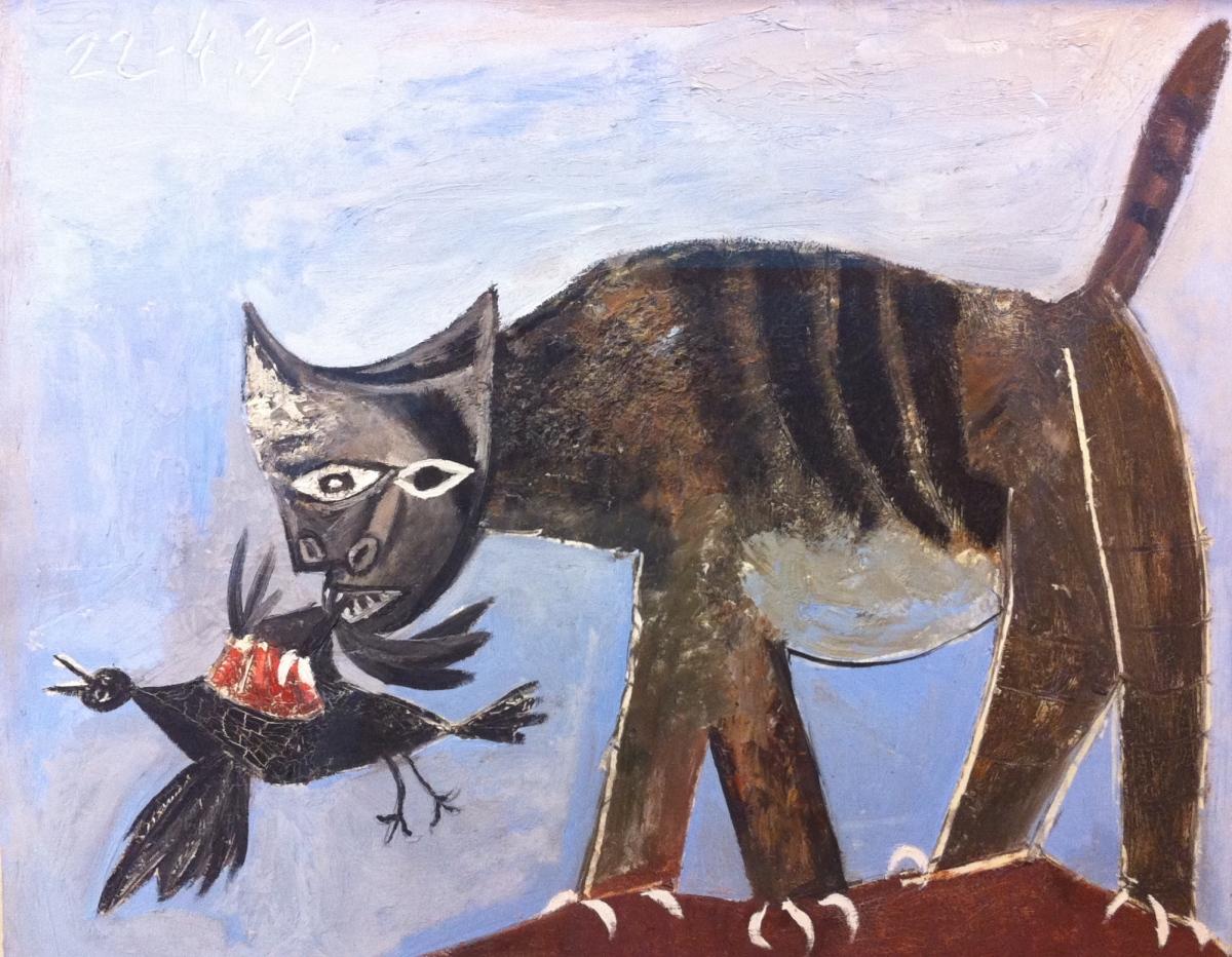 Flash Actu : Picasso, Prévert et les chats