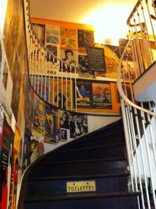 Café L'Ebouillanté, rue des Barres, Paris