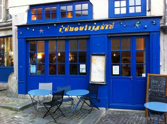 """Salon de thé """"L'ébouillanté"""", Paris"""