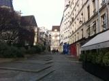 Rue des Barres àParis