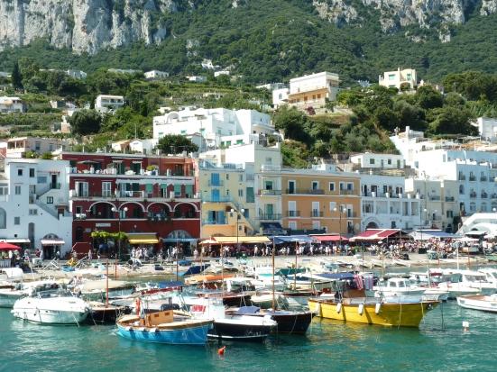 Port de Marina Grande, Capri