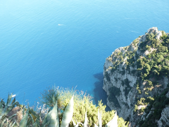 Bleu Capri