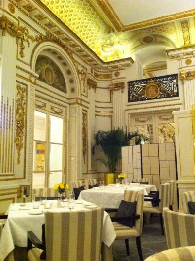 The Lobby, hôtel The Peninsula à Paris