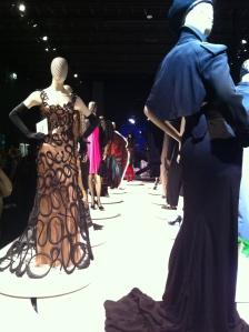 Podium de mannequins, Jean-Paul Gauthier