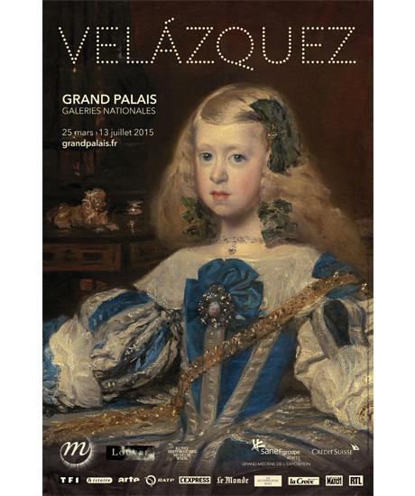 L'infante Marie-Marguerite, Velazquez, Copyright RMN-GP