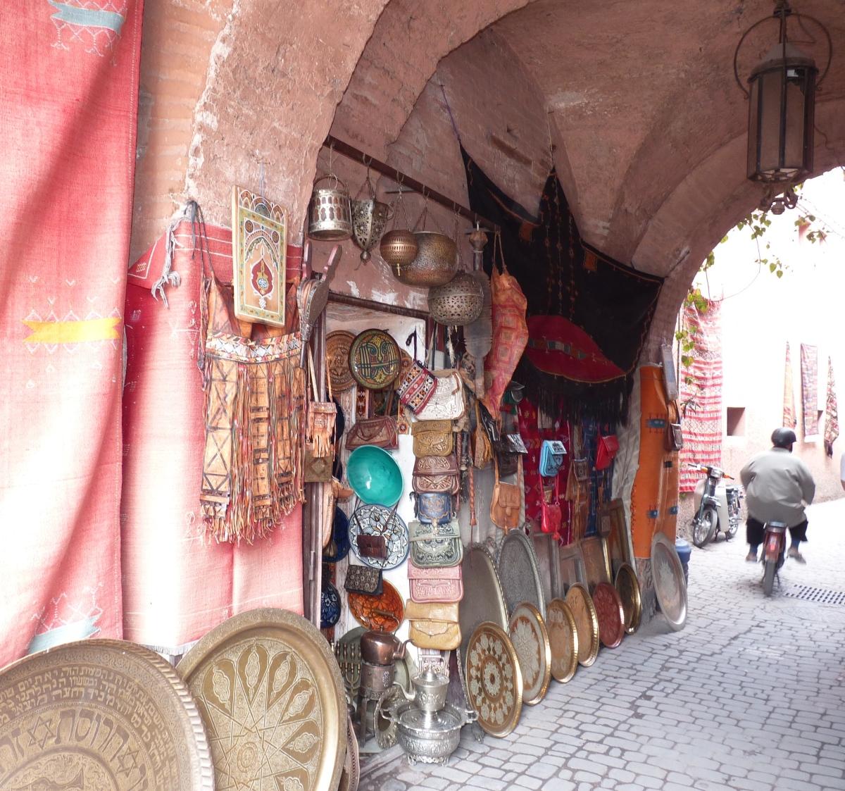 Couleurs et parfums de Marrakech