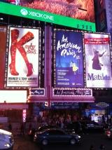 Deux parisiennes à New-York adorent «Un américain à Paris»