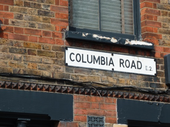 Colombia Road, Londres