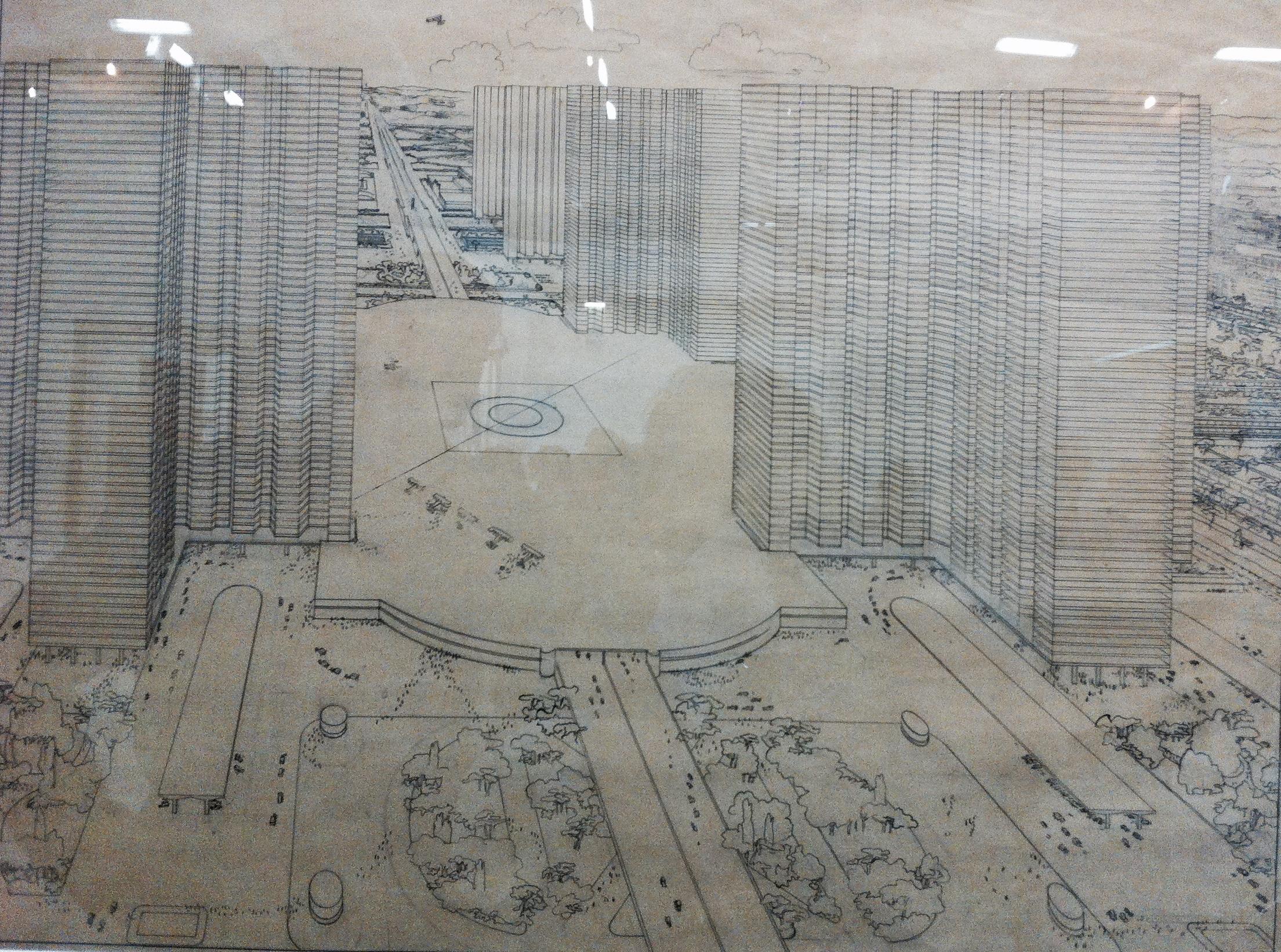 Le Corbusier La Ville De  Millions D Habitants