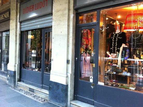 Boutique du Palais-Royal, Paris
