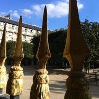 Une balade au Palais-Royal