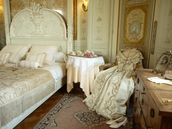 Chambre de la baronne, Villa Ephrussi de Rothschild