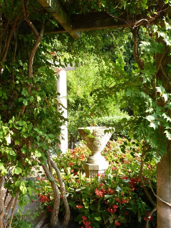 Jardin espagnol, Villa Ephrussi de Rothschild