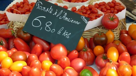 Marché aux légumes, Cours Saleya, Nice
