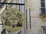 «Majes-thé» rive gauche