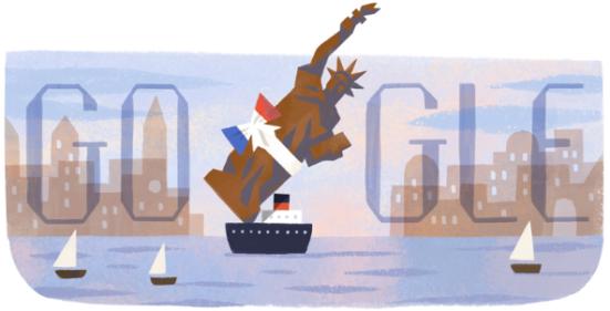 Il y a 130 ans, la France offrait la Statue de la Liberté aux États-Unis