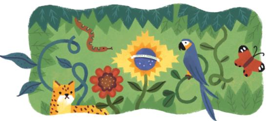 Fête de l'indépendance 2015 au Brésil