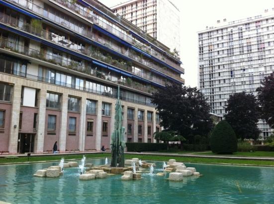 Résidence du Point du Jour, Boulogne-Billancourt