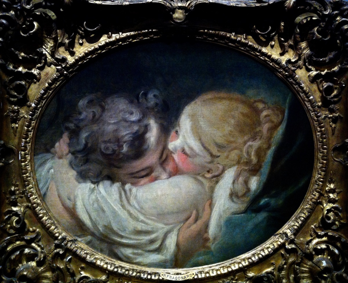 L'Amour selon Fragonard