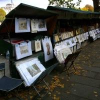 Les libraires des bords de Seine