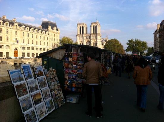 Bouquinistes, Paris