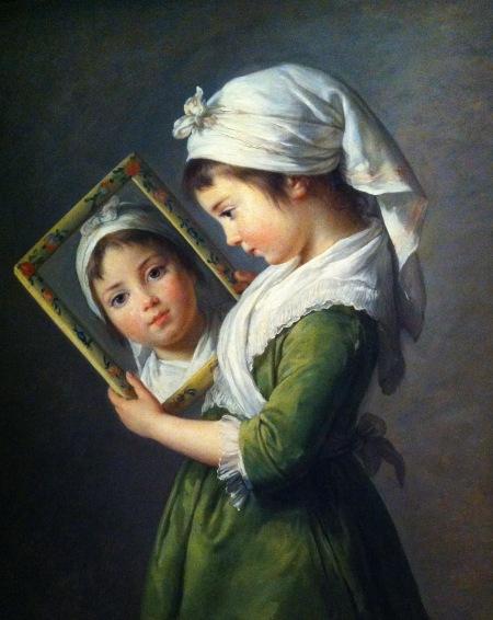 Jeanne Julie Louise Le Brun, Vigée Le Brun, 1787, Huile sur toile