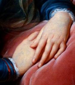 Zoom : La comtesse Yekaterina Vladimirovna Apraxina, Vigée Le Brun, 1796, Huile sur toile