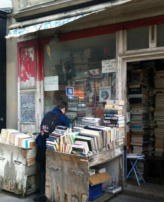 Librairie Alias, Paris