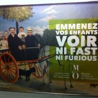 La campagne de pub géniale du Musée d'Orsay