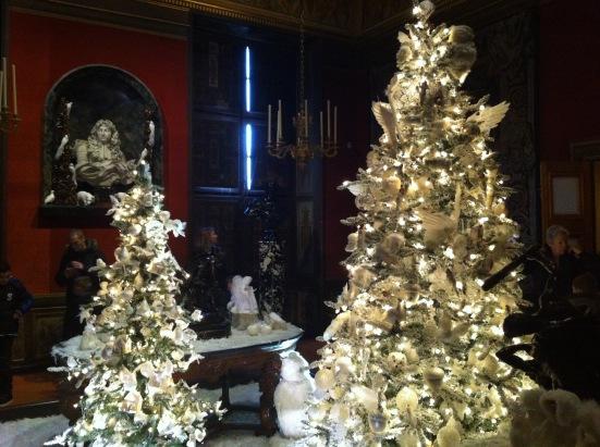 La féérie de Noël au château de Vaux le Vicomte