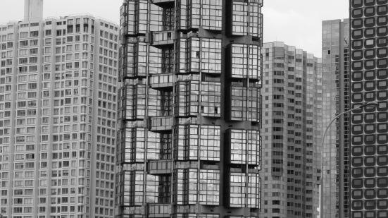 Immeubles, Quai André Citroën, Paris