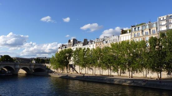 Les bords de Seine, Paris