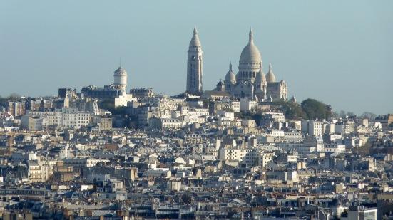 """Paris et son """"Coeur Sacré"""""""