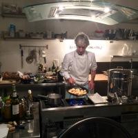La cuisine de Prosper et Fortunée