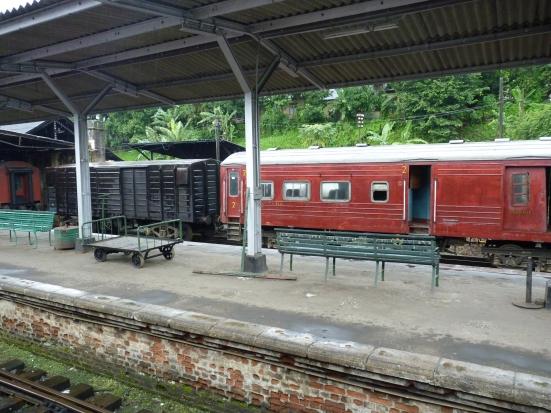 Station de trains, Sri Lanka