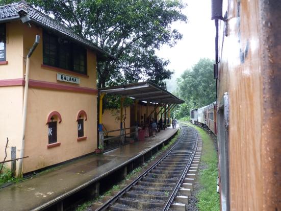 Gare de Balana, Sri Lanka