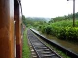 Voyager en train au SriLanka