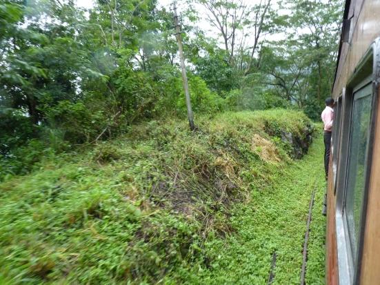 Prendre le train à la Sri Lankaise